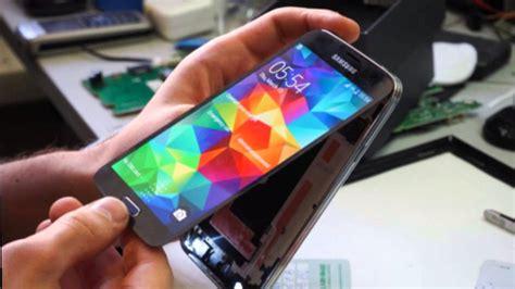 samsung galaxy  screen repair test youtube