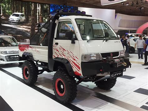 Cover Mobil Carry Suzuki Carry Variasi 1 List Sesuai Ukuran foto mobil suzuki futura up gambar 08