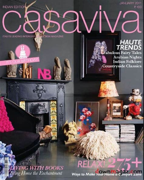 home design magazines india casaviva india january 2011 187 download pdf magazines