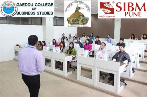 Royal College Mba by Mba Students From Royal Of Bhutan Gaeddu