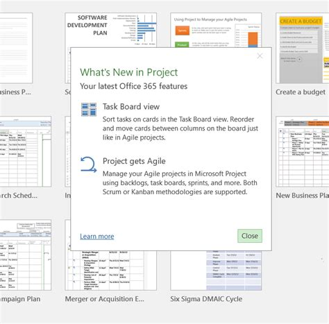 project goes agile microsoft project support blog
