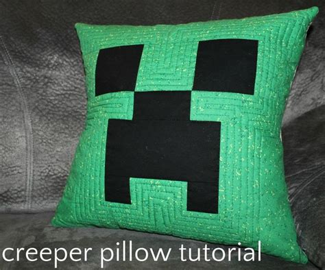 Minecraft Pillow Pattern by Pin By On Things To Make
