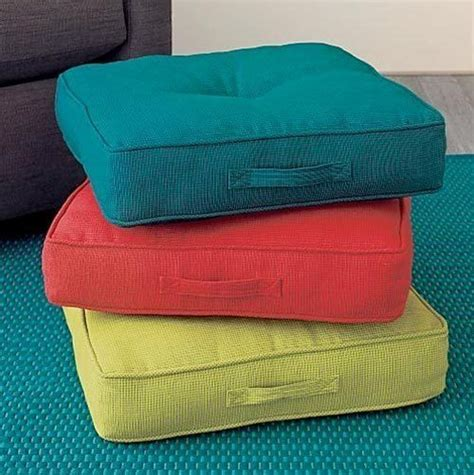 extra seating extra seating colorful floor pillows small space solutions