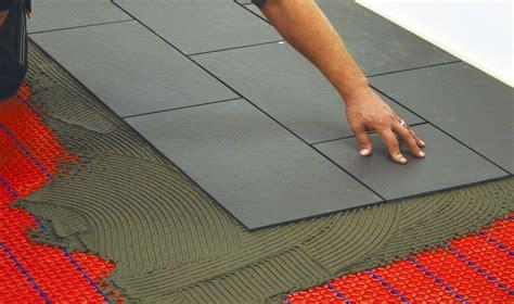 1 Room Radiant Heat Floors - pros cons of radiant floor heating warmup