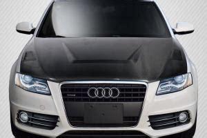 audi a4 carbon fiber hoods at andy's auto sport