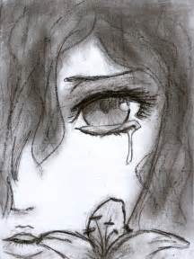 charcoal drawing by kitten6288 on deviantart