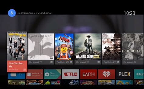 tv with android os android tv top 5 features of s new entertainment platform