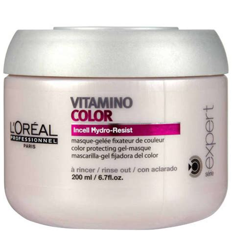 Vitamino Color Loreal l oreal professionnel serie expert vitamino color masque