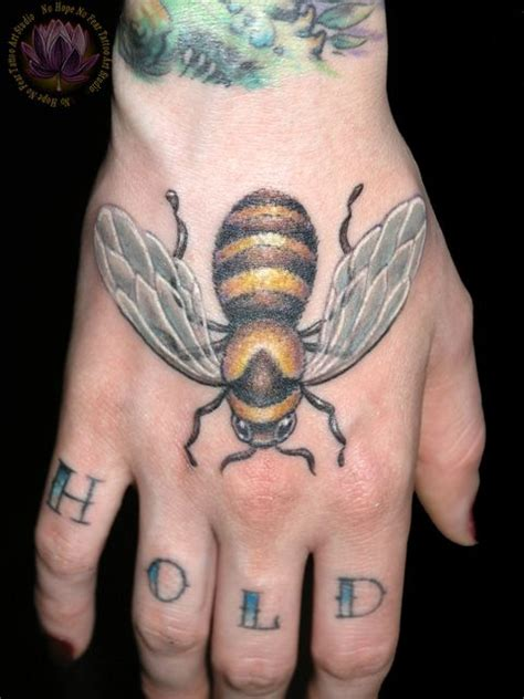 healing hand tattoo by kern bee inspiration not on