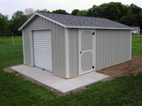 Martins Sheds by Martin Mini Barns Atlantic Style Shed 6 Side Wall