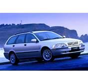 Volvo V40 20 T Manual 2000  2002 165 Hp 5 Doors