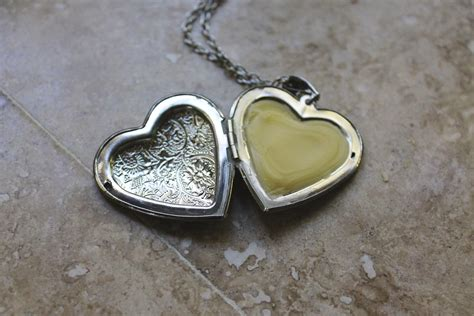 Handmade Locket - handmade solid perfume locket the dabblist