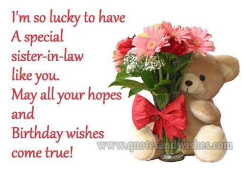 happy birthday sister in law images happy birthday sister in law quote pictures photos and