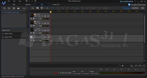 bagas31 adobe audition cyberlink audiodirector ultra 7 0 7 full version bagas31 com