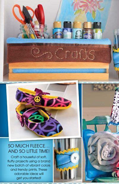 fleece craft projects fleece fleece projects