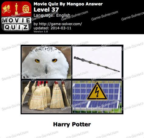 Film Quiz Level 37   movie quiz mangoo level 37 game solver