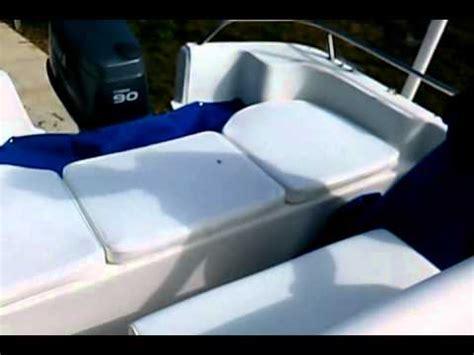 boat upholstery venice fl carolina skiff 178 dlv cushions and covers venice youtube