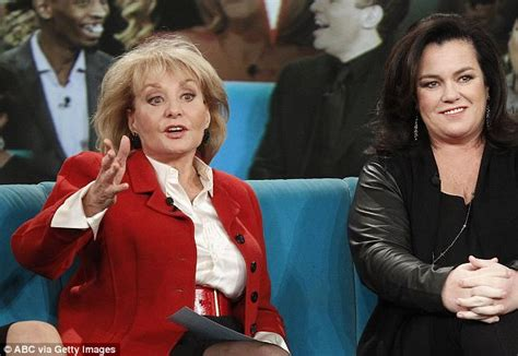 Rosie Odonnell Says She Will Never Speak To Elisabeth Hasselbeck Again Snarky Gossip 2 2 2 3 by Rosie O Donnell Admits Fear Of Rejection As She Returns To