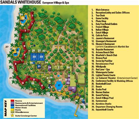sandals montego bay map h 244 tel sandals whitehouse whitehouse jama 239 que