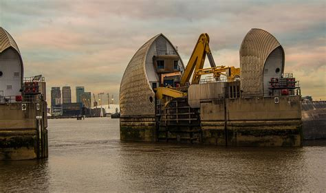 thames barrier not big enough thames barrier photograph by dawn oconnor