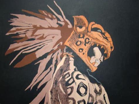 imagenes del guerrero jaguar dibujo guerrero jaguar imagui