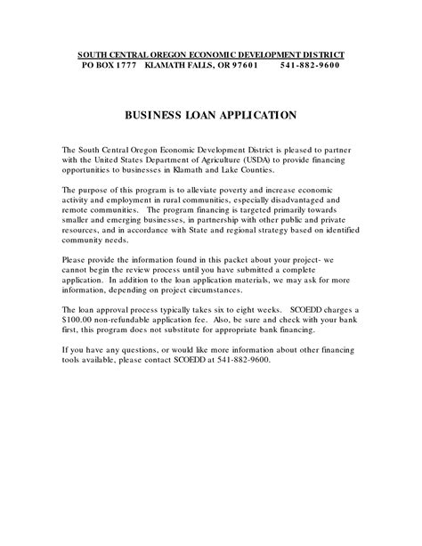 Loan Request Letter Doc Business Loan Request Letter Free Printable Documents