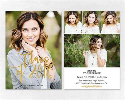 senior graduation invitations senior graduation invitations with