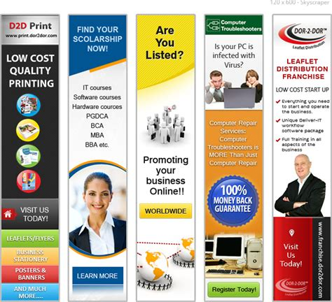 web banner ads flash banner static and animated banner animated and static flash banners creating software