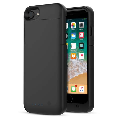 3200mah mfi battery charger apple iphone 8 7 6s