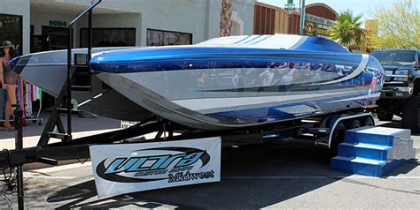 ultra performance boats for sale ultra custom boats midwest debuts new 27 shadow in havasu