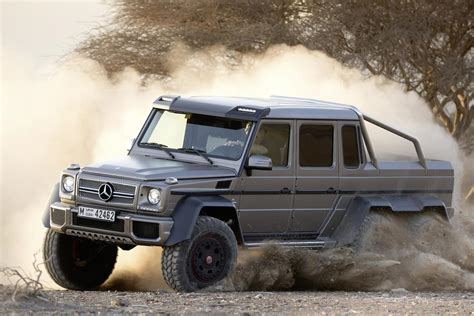 mercedes benz 6x6 goodbye you beautiful 6 wheeled behemoth mercedes benz