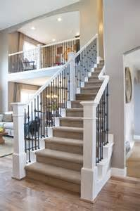 metal banister ideas 17 best ideas about carpet stairs on carpet