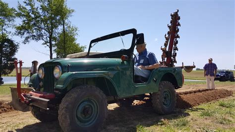 Jeep Forum Jeeps Get To Work At Willys Jeep Rally Jk Forum