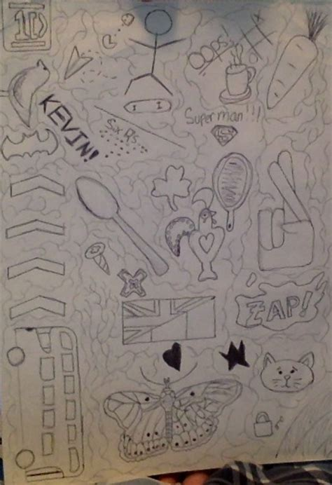 doodle one direction one direction doodle by lexothewolf on deviantart