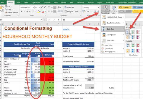 format excel kilo euro conditional formatting online excel training auditexcel