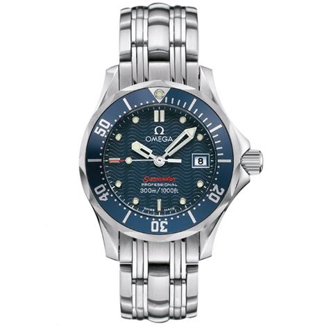 omega seamaster stainless steel 2224 80 00