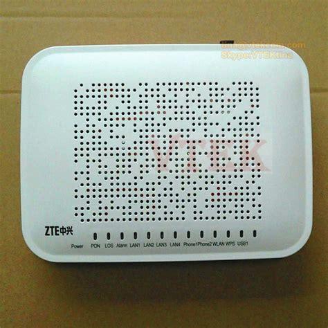 Wifi Zte F660 zte onu zte zxhn f660 gpon onu firmware ftth gpon