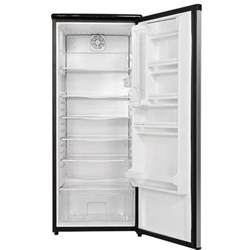 Apartment Size All Fridge Danby Dar1102bsl 11 0 Cu Ft Apartment Size Refrigerator