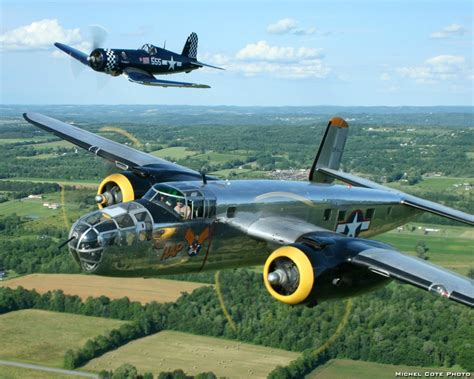 wallpaper cat b25 american b25 bomber and fighter aircraft antique hd