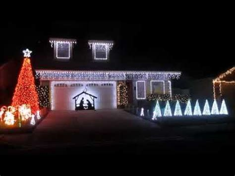 christmas light with radio station 2017 fontana lights 11311 homewood dr southridge radio station musical display