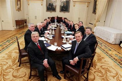 Government Cabinet by Donie S All Ireland News Donie All Ireland News Thursday