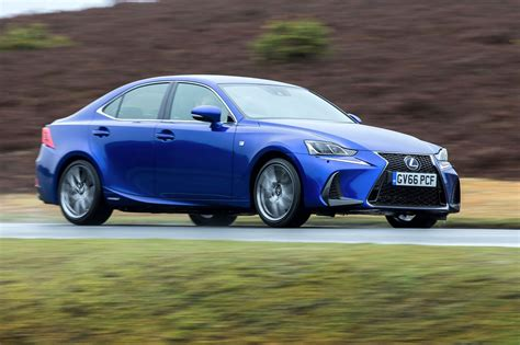 Lexus Is300h 2020 by Lexus Is300h 2017 Review By Car Magazine