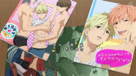genshiken second season raindrops and daydreams anime series which sengoku