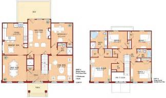 5 Bedroom Floor Plan Rossell Village 01 05 W1 W4 The Villages At Belvoir