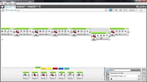 tutorial for programming the lego mindstorms nxt getting started programming the lego mindstorms ev3 motor