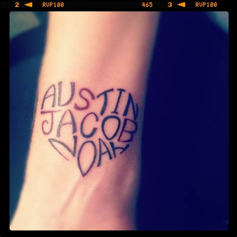 tattoo ideas for your name wrist name tattoo ideas