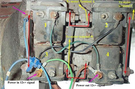 warn hs9500i wiring