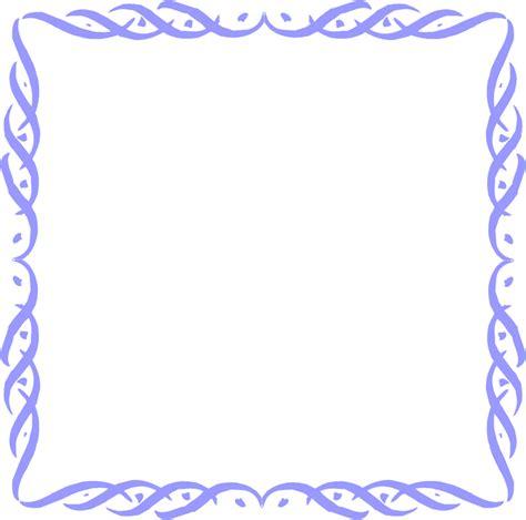free clip borders transparent frames and borders clip