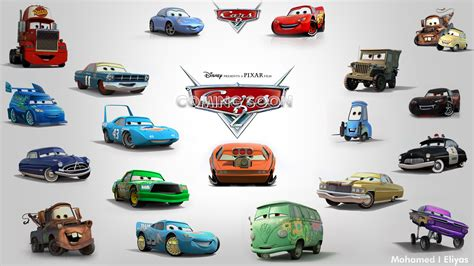 cars characters all cars characters pixar cars 2 characters by