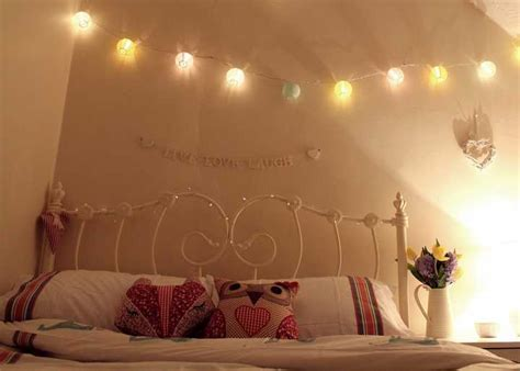 fairy lights girls bedroom top 15 teenage girl bedroom decors with light easy